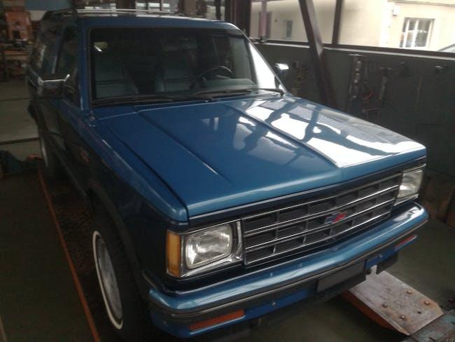 suv Chevrolet Blazer T-Blazer S-10 4.3 V6 Sport