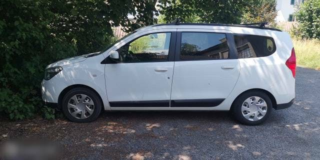 bus Dacia Lodgy 1.5 115 ps
