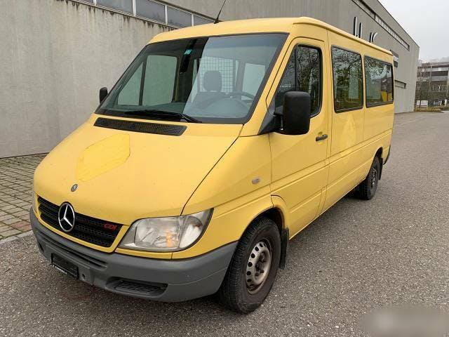 bus Mercedes-Benz Sprinter 313 CDI 2005 Bus mit Plätzen
