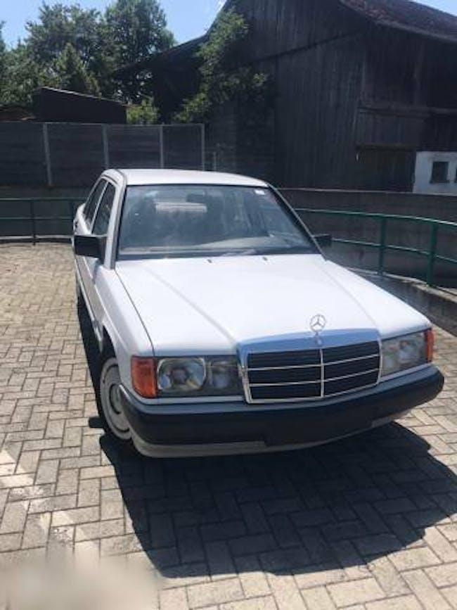 saloon Mercedes-Benz 190 E 1.8 !! AB MFK !!