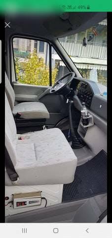 bus VW LT 35 2.5tdi Wohnmobil
