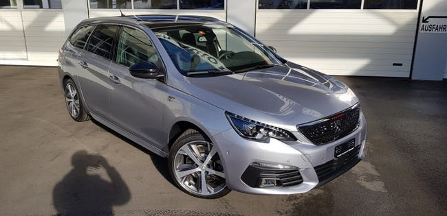 estate Peugeot 308 SW 1.6 THP GT EAT8