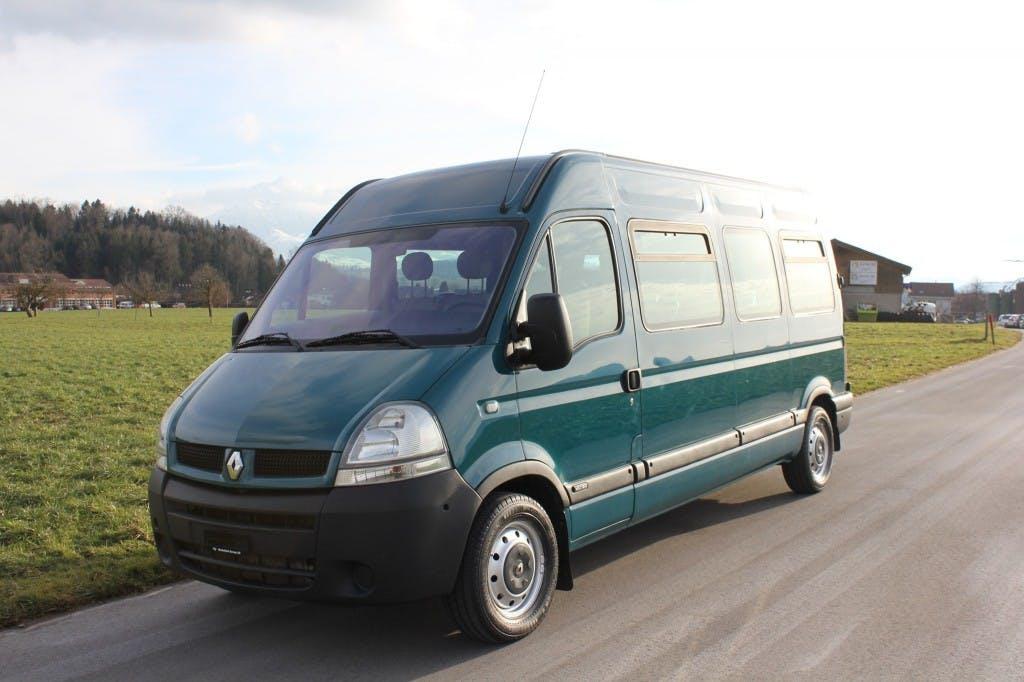 bus Renault Master T39 2.5dCi Minibus