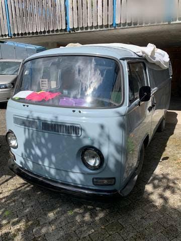 bus VW Typ 2 T2a