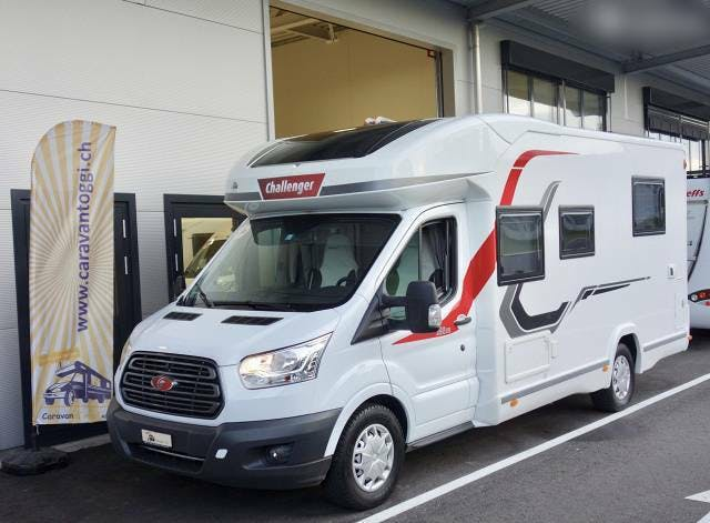 bus Ford Transit CHALLENGER 288EB Special Edition, Ford Transit 2.0TDCI 170PS