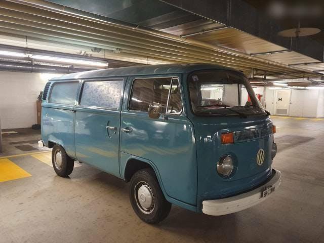 bus VW Typ 2 T2 ab MFK Top zustand