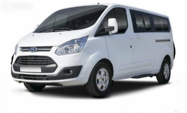 bus Ford Tourneo Courier Tourneo Custom