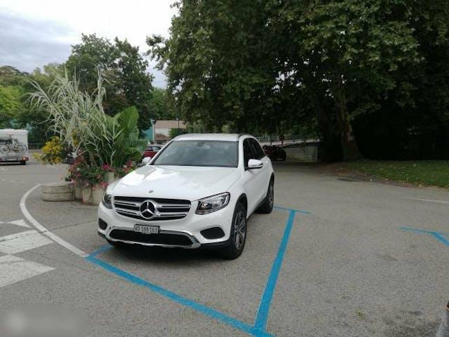 estate Mercedes-Benz C-Klasse A vendre Mercédes GLC 250D aout 2018