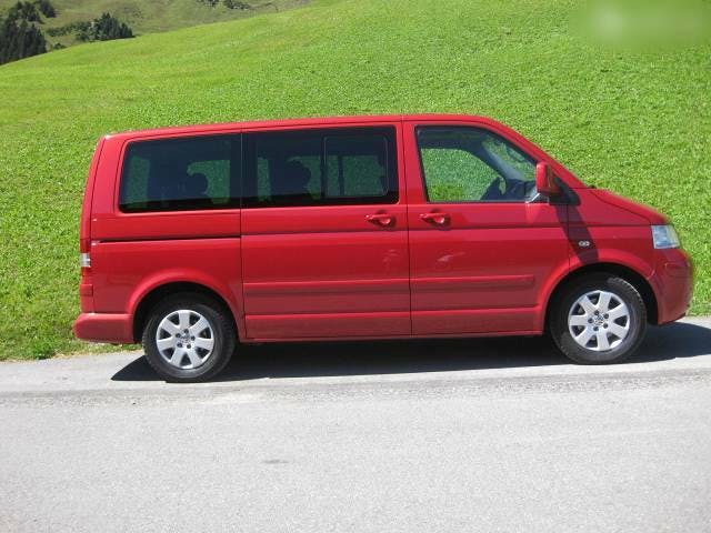 bus VW T5 Multivan Highline 4Motion 2.5 TDI