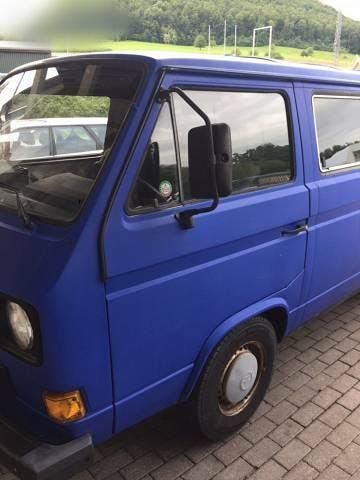 bus VW Typ 2 Typ2