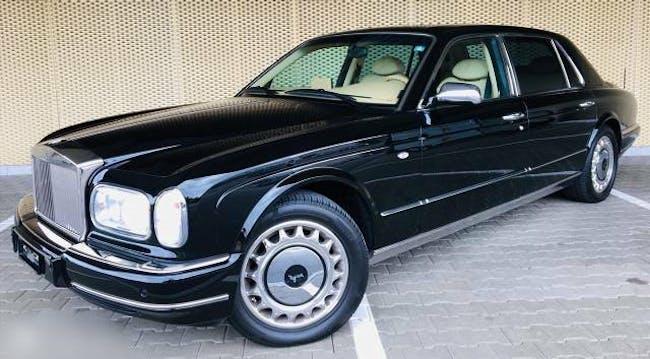 saloon Rolls Royce Silver Seraph ROLLS-ROYCE Silver Seraph V12 Park Ward 33'800 km 07.2002