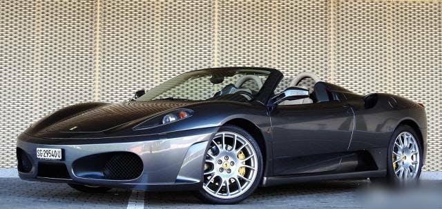 cabriolet Ferrari F430 Spider 56'000km 03.2006