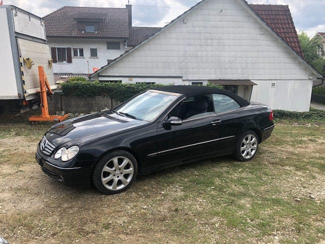 cabriolet Mercedes-Benz CLK 200 Kompressor Elégance