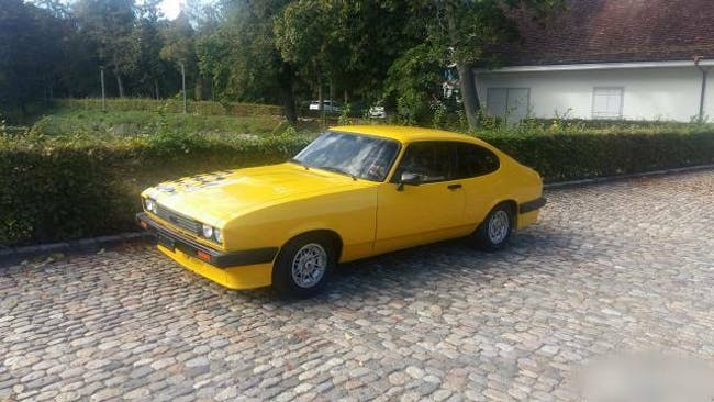 coupe Ford Capri 2.0 GL