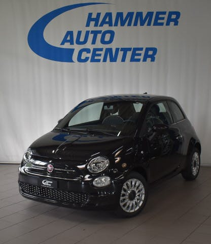 cabriolet Fiat 500 0.9 Twinair Lounge