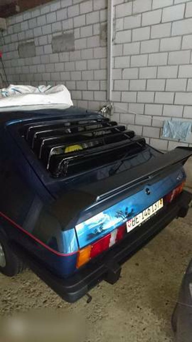 coupe Ford Capri 2,8i
