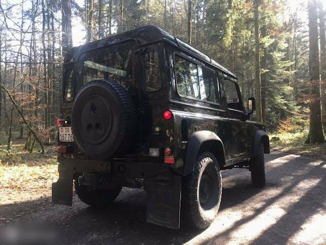suv Land Rover Defender 90 td5