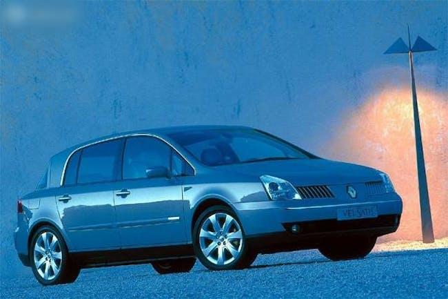 saloon Renault Vel Satis 3.5 V6 77'000km der kommende Klassiker!