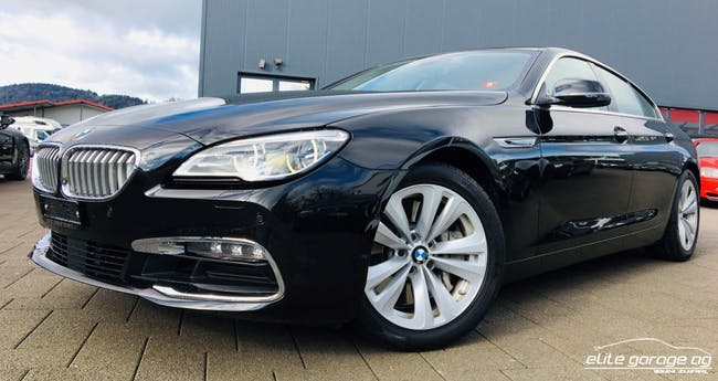 saloon BMW 6er 650i Gran Coupé xDrive