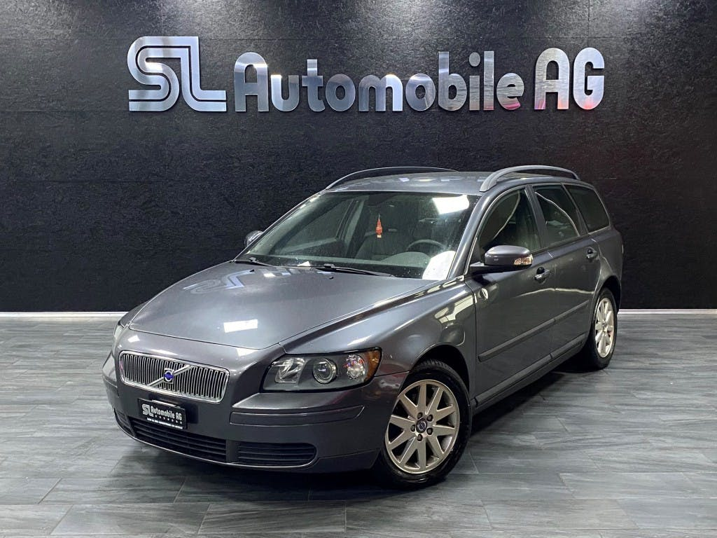 estate Volvo V50 1.6D Kinetic