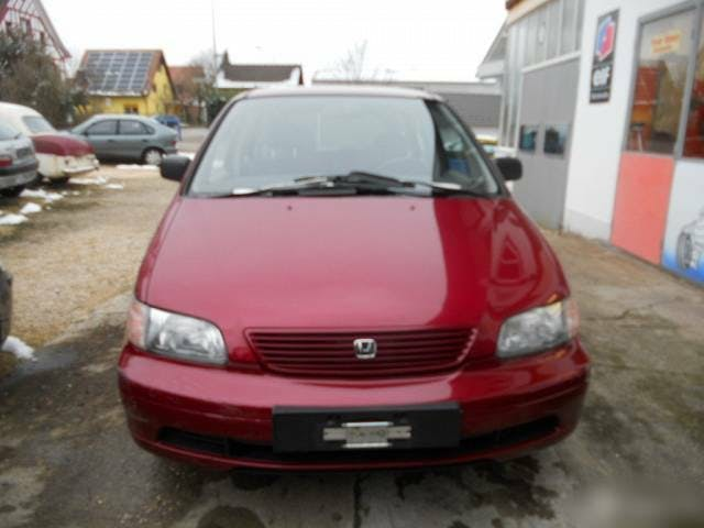 bus Honda Accord Shuttle 2.2