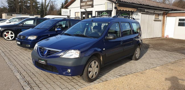 estate Dacia Logan MCV 1.6 Ambiance 5P
