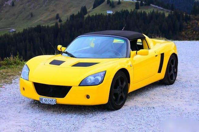 cabriolet Opel Speedster 2.2 16V
