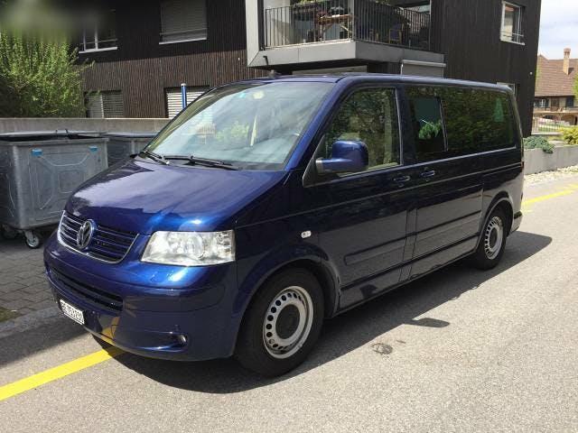 bus VW T5 Multivan 2.5 TDI  4 Motion 174ps