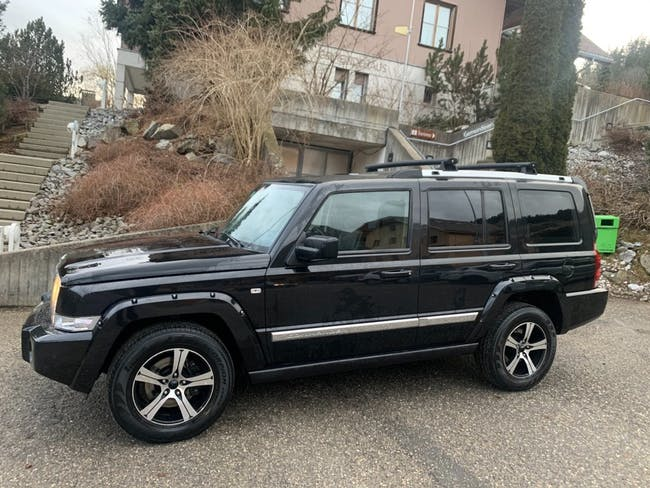 suv Jeep Commander 3.0 CRD Limited Automatic