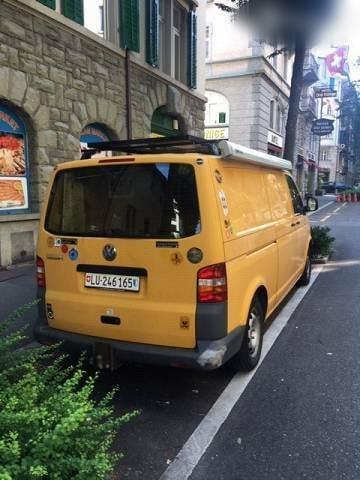 bus VW T5 ab MFK (langer Radstand) camper für Sommer und Winter