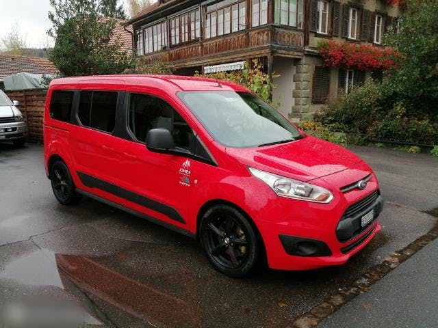 bus Ford Tourneo Connect