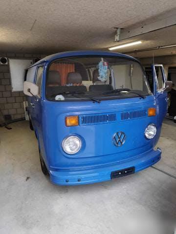 bus VW Typ 2 T2 Kastenwagen