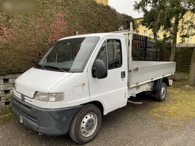 bus Peugeot Boxer 2.5 TED 18Q