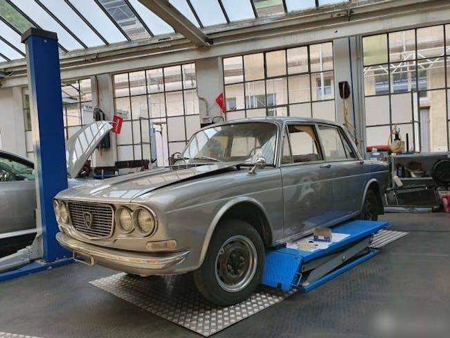 saloon Lancia Flavia Milleotto km 32 000