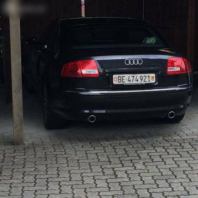 saloon Audi A8 / S8 A8