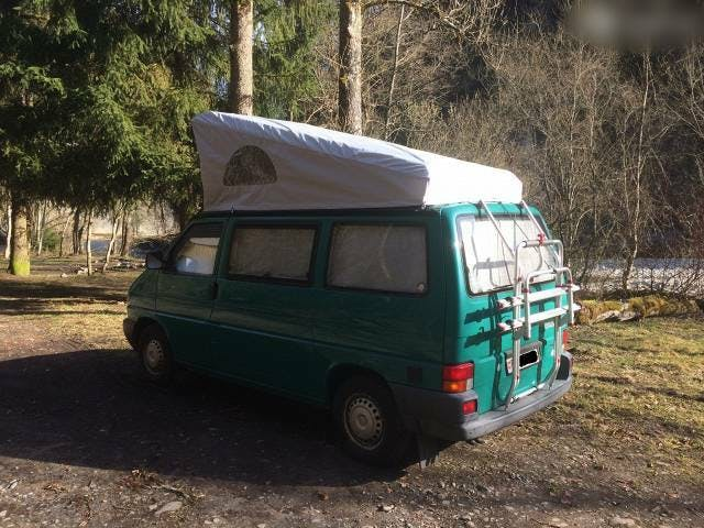 bus VW T4 California Coach 2.5TDI