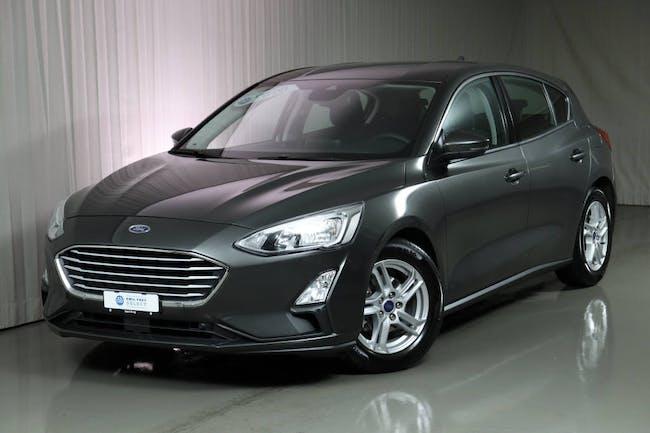 saloon Ford Focus 1.0i EcoB 125 Trend+