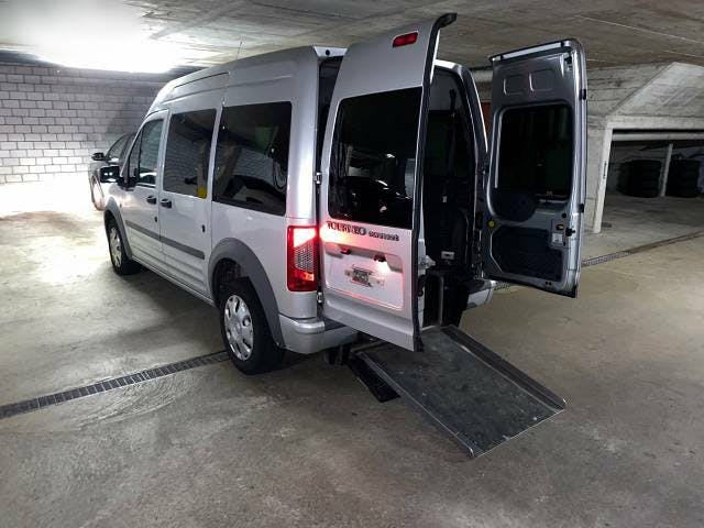 bus Ford Connect Tourneo TDCI