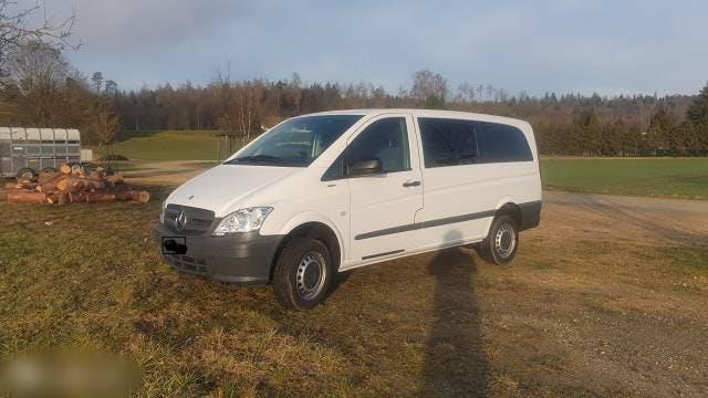 bus Mercedes-Benz Vito 116 CDI Mixto L 4Matic
