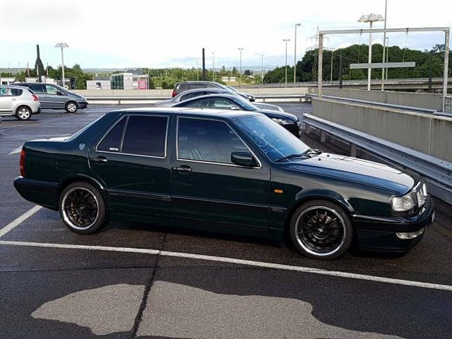 estate Lancia Thema turbo 16V LX