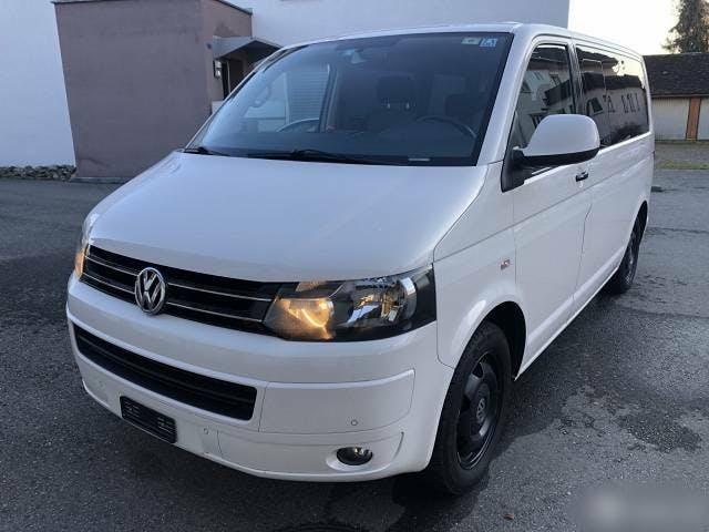 bus VW T5 Multivan 2.0 Tdi Starline 4Motion