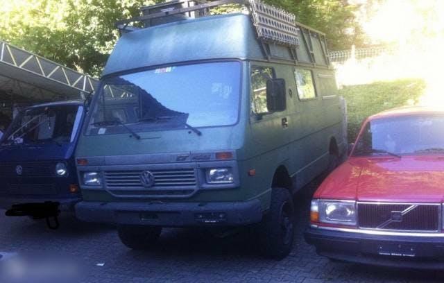 bus VW LT 40 4x4 CH-Zulassung