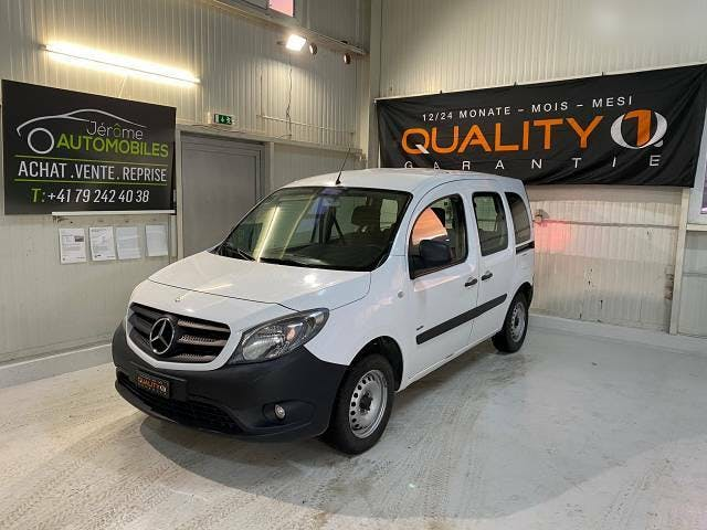 bus Mercedes-Benz Citan Mercedes citan idem Kangoo partner berlingo CADDY