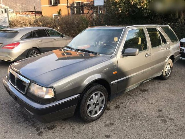 estate Lancia Thema TURBO I.E. / 04.1991