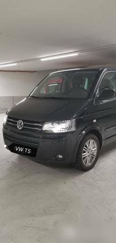 bus VW T5 Multivan T5 BMT