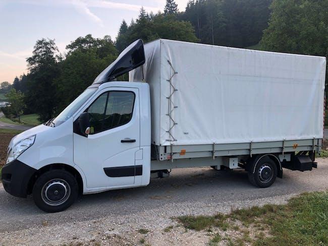 van Opel Movano 2.3 CDTI 3.5t L3H1