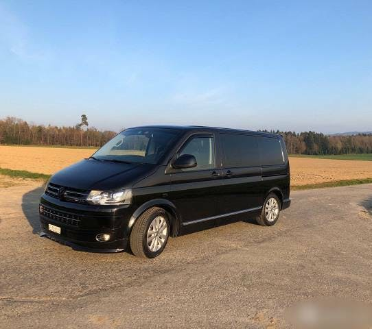 bus VW T5 182 PS