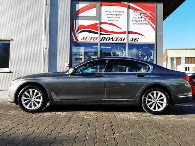 saloon BMW 7er 740d xDrive Steptronic