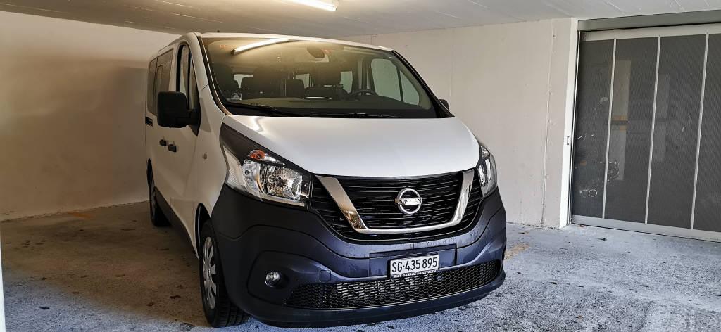 bus Nissan NV300 Ko.2.7t L1H1 1.6 dCi 125 Pr.9P