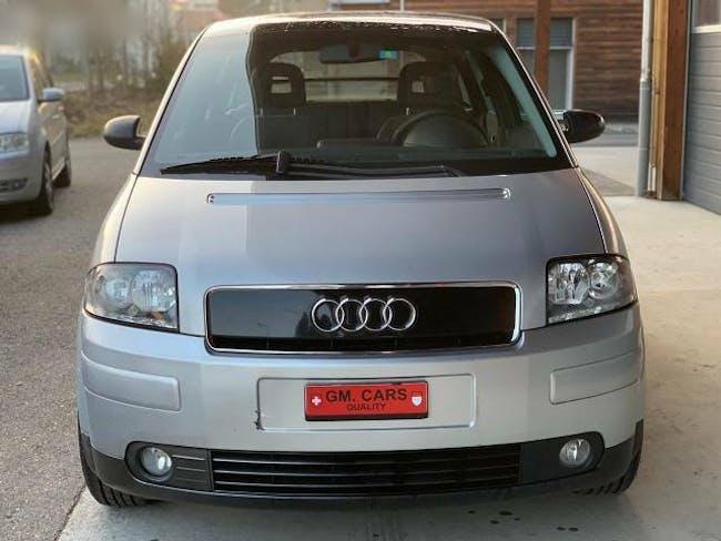 saloon Audi A2 1.4 Benzin Schaltgetriebe